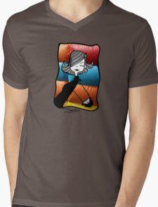 My fashion world Mens V-Neck T-Shirt