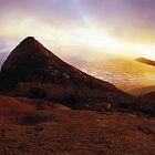 Little Oberon Sunset by Travis Easton