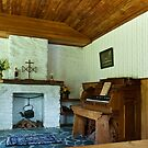 Mary Mackillop's Cottage by Werner Padarin