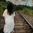 Watch me as I walk away... by michellerena