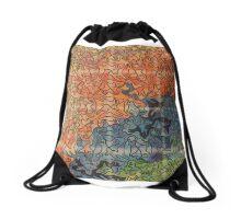 Lovely Day Drawstring Bag