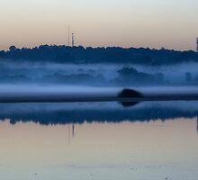 Morning Blues by GerryMac