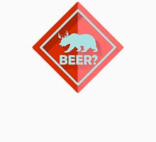 Beer CrossingDeer Bear Unisex T-Shirt