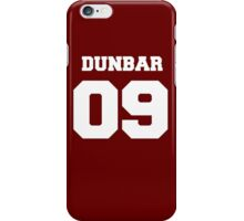 Liam Dunbar #09 iPhone Case/Skin