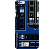 tIME bOX 3 iPhone Case/Skin