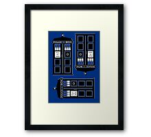 tIME bOX 3 Framed Print