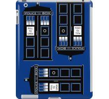 tIME bOX 3 iPad Case/Skin