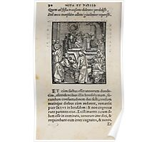 Contemplation Life and Passion Our Lord Jesus Christ Albrecht Durer 1557 0034 Poster