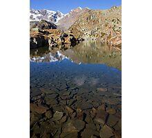Alpine Pond Photographic Print