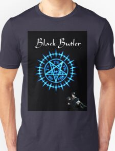 Black butler ciel's contract T-Shirt