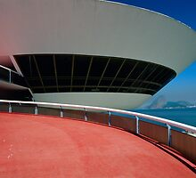 UFO of Rio by George Oze