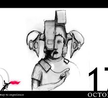 October 17th - A new way to experience by 365 Notepads -  School of Faces