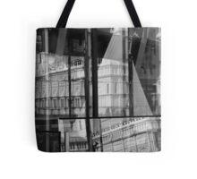Imax'd Exhibition Buildings Tote Bag