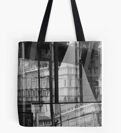 Imax'd Exhibition Buildings Tote Bag