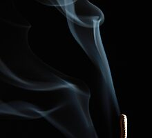 Double smokin.... by Marius Brecher