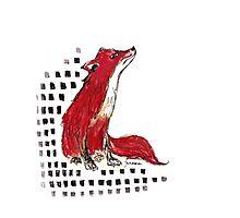 the fox  by Giannas