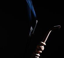 Pipe Smoke by Marius Brecher