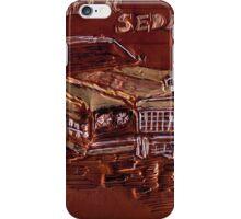 1974 CADILLAC SEDAN DeVille CAR iPhone Case/Skin