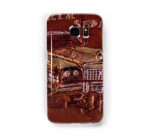 1974 CADILLAC SEDAN DeVille CAR Samsung Galaxy Case/Skin