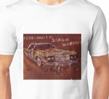 1974 CADILLAC SEDAN DeVille CAR Unisex T-Shirt