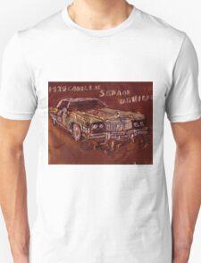 1974 CADILLAC SEDAN DeVille CAR T-Shirt