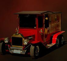 1923 Ford Model TT Flower Truck by TeeMack