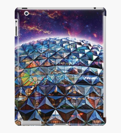 Attractions of Epcot iPad Case/Skin
