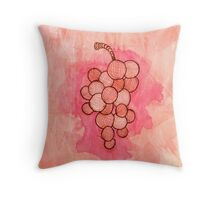 The Grapevine Throw Pillow