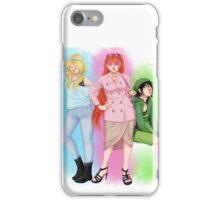 Powerpuff Girls - The College Years iPhone Case/Skin
