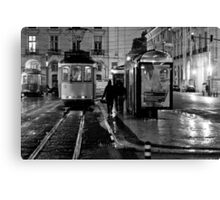 The last tramway Canvas Print