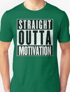 Need More Motivation T-Shirt