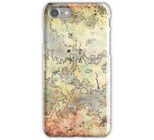 Fantasy Map iPhone Case/Skin