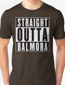 Adventurer with Attitude: Balmora Unisex T-Shirt