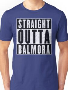 Adventurer with Attitude: Balmora Unisex T-Shirt