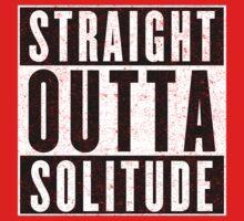 Adventurer with Attitude: Solitude Baby Tee