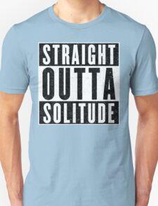 Adventurer with Attitude: Solitude T-Shirt