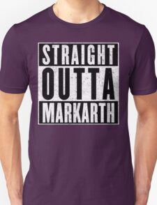 Adventurer with Attitude: Markarth T-Shirt