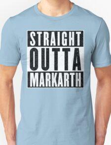 Adventurer with Attitude: Markarth T-Shirt