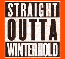 Adventurer with Attitude: Winterhold Kids Tee