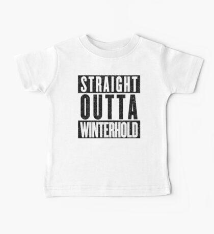 Adventurer with Attitude: Winterhold Baby Tee