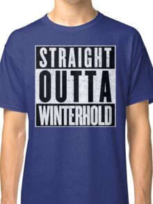 Adventurer with Attitude: Winterhold Classic T-Shirt