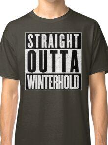 Adventurer with Attitude: Winterhold Classic T-Shirt