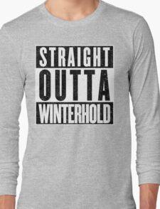 Adventurer with Attitude: Winterhold T-Shirt