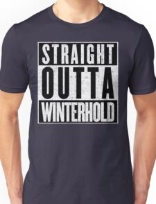 Adventurer with Attitude: Winterhold Unisex T-Shirt