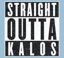 Trainer with Attitude: Kalos Kids Tee