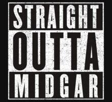 Midgar Represent! by tuliptreetees
