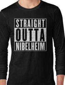 Nibelheim Represent! Long Sleeve T-Shirt