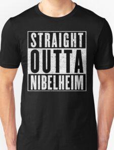 Nibelheim Represent! T-Shirt