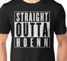 Trainer with Attitude: Hoenn Unisex T-Shirt