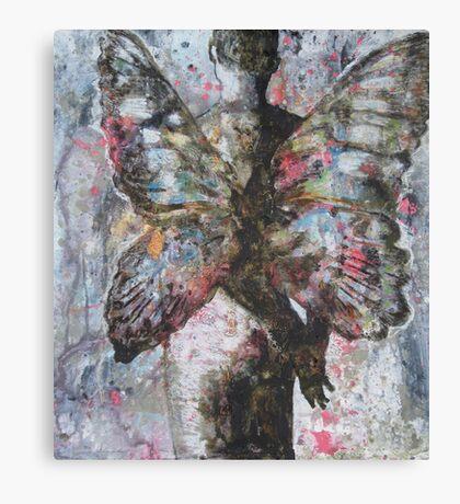 Masculine Fairey Canvas Print